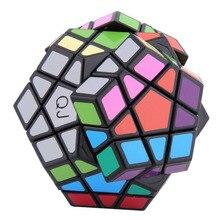HOT Különleges Játékok 12 oldalú Magic Cube Puzzle Speed Cubes Oktatási Játék Fejlessze az agy és logikai gondolkodás képességét