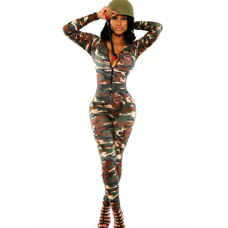 Popular Camo Jumpsuit-Buy Cheap Camo Jumpsuit Lots From -5281