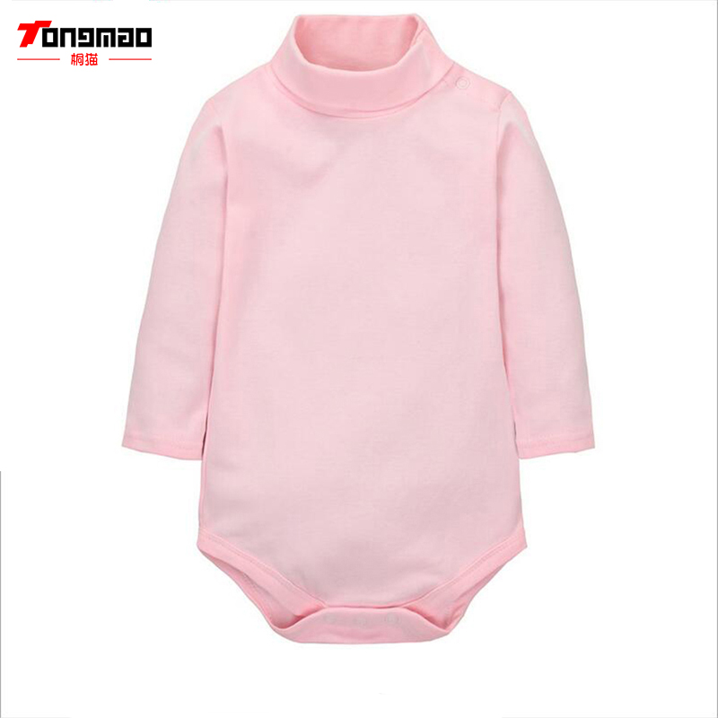11 Color Baby Clothing 2017 Newborn Baby Boys Girls Clothes Jumpsuit Long Sleeve Infant Product Solid Turn-down Collar Rompers 2016 new newborn baby boys girls clothes rompers cotton tracksuit boys girls jumpsuit bebes infant long sleeve clothing overalls