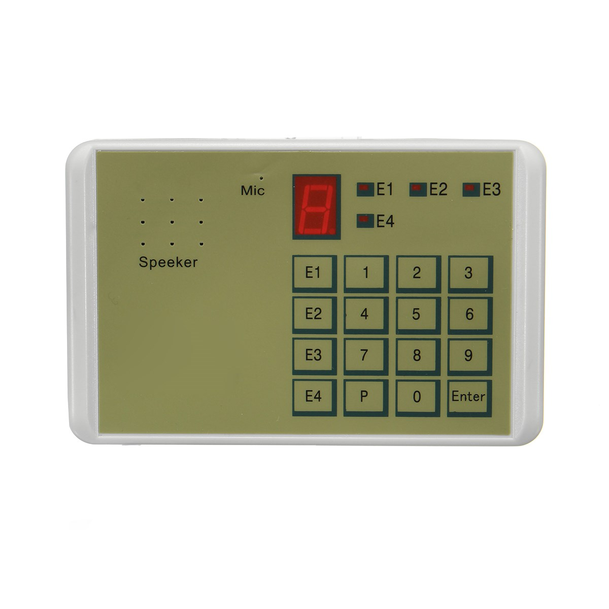NEW Telephone Voice Dialing Automatic Alarm Dialer Alarm Host Dialer Wired Voice Auto-dialer Burglar Security House System