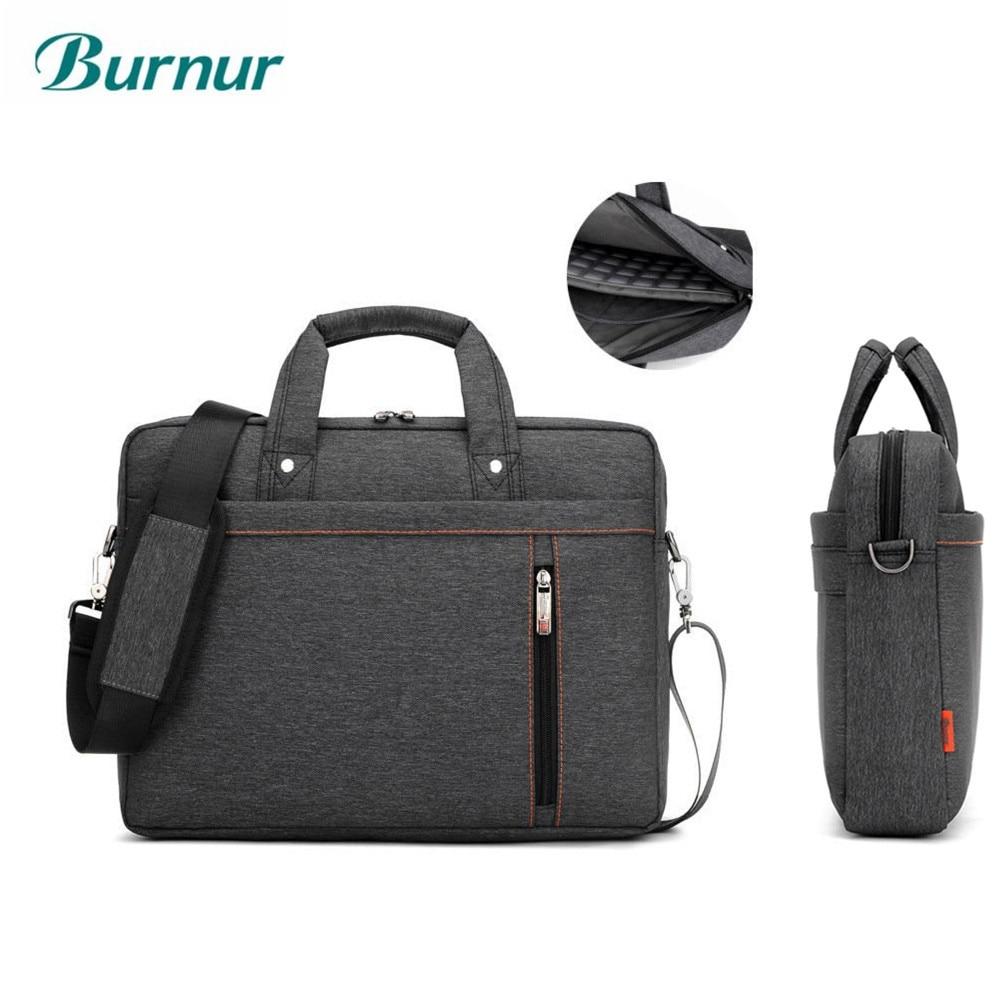 Luxury Airbag Scalable waterproof laptop bag 17 3 inch of women 13 3 14 15 15