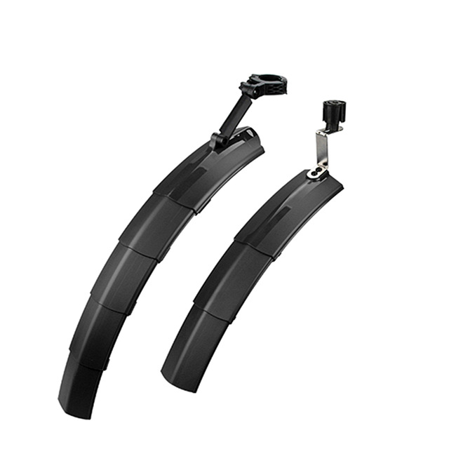 Bicycle Fenders 2pcs Gub Telescopic Bike Bicycle Fenders Folding Mtb Front Rear Mudguards Quick Release Mud Fender Cycling Parts