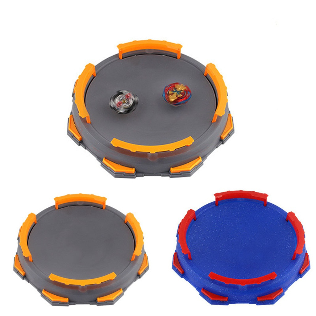 New Burst Stadium Burst Gyro Arena Disk Exciting Duel Spinning Top Toys For Children For Beyblades Launcher Stadium Battle Top(China)