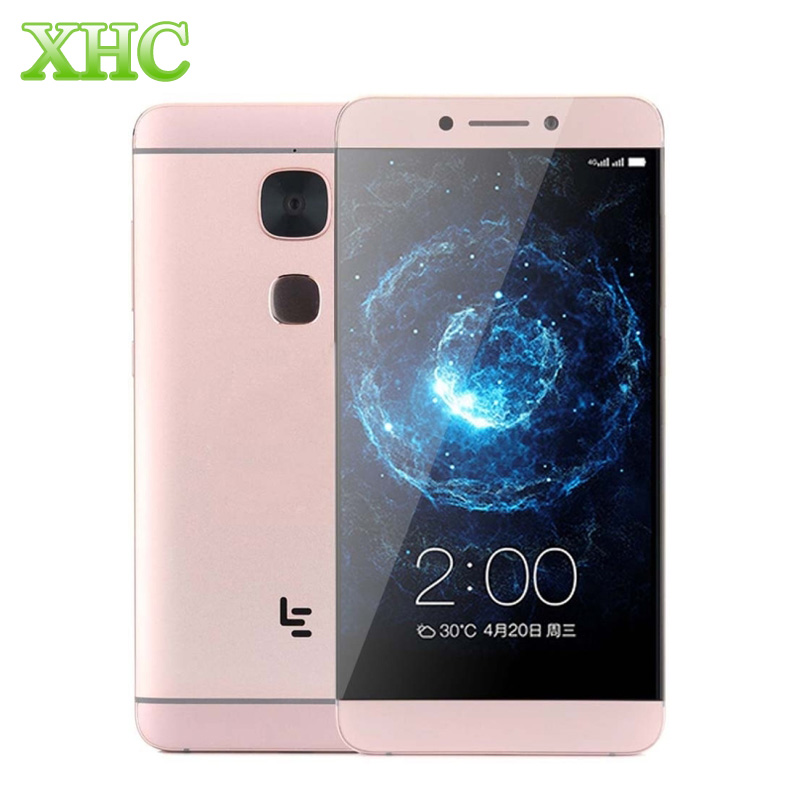 Letv Le Max 2 X820 4G LTE Mobile Phone 32GB 21MP 2560x1440 Touch ID 5 7