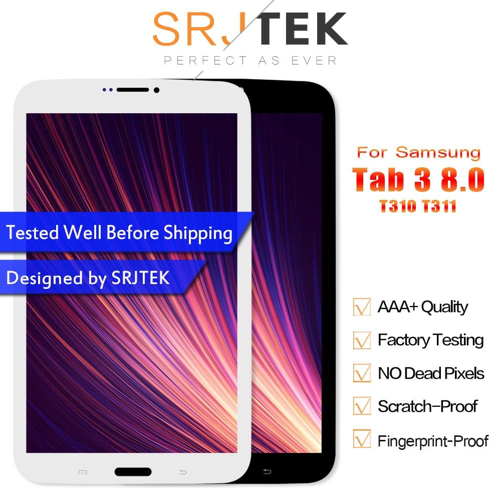 SM T310 LCD pour Samsung Galaxy Tab 3 8.0 SM-T310 affichage SM T311 LCD écran tactile matrice SM-T311 numériseur capteur pièces