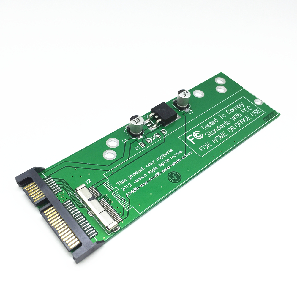 все цены на High Quality SSD to SATA Converter and SATA to USB Adapter Module  for Macbook Air 11
