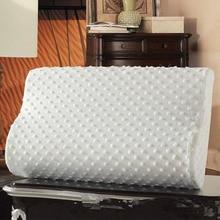 Slow rebound memory pillow zero pressure cotton health care neck business gift