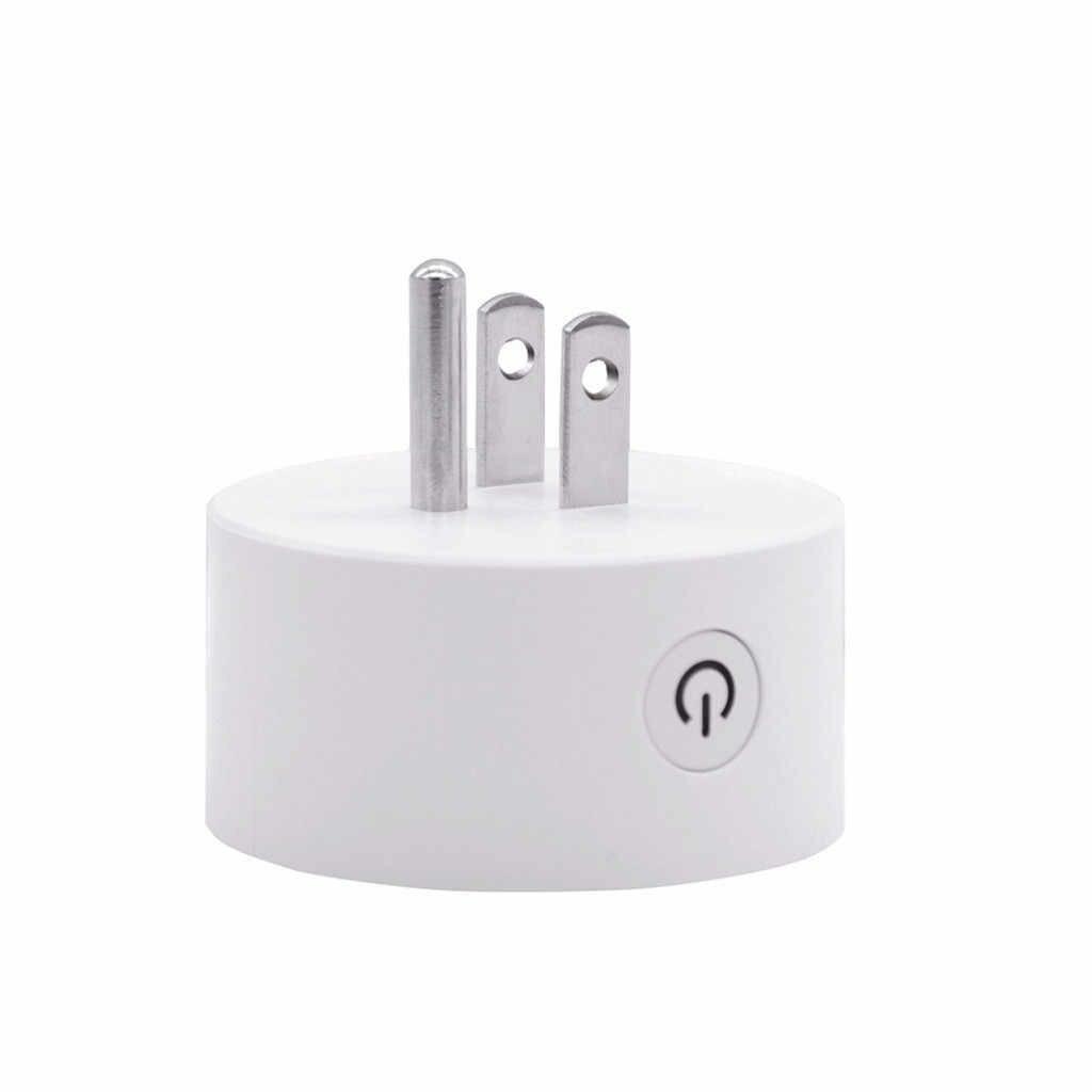 HIPERDEAL 4 PC WiFi inteligente Socket nos enchufe interruptor para Amazon Alexa/Google App Control 19Apr10