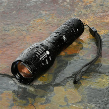 world-wind#3011 Bright 5000LM X800 new T6 LED Flashlight Torch Lamp G700 Light Kit free shipping