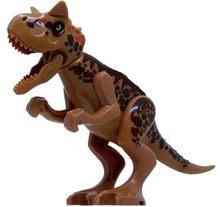 Brinquedo de blocos de construção, brinquedo único jurássico do parque de dinossauros pterosauria triceratops dentro de casa t-rex