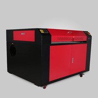 100W CO2 Laser Engraving Machine 900X600MM USB DSP Control System for RDdraw