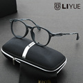 2016 oliver peoples glasses men High quality prescription eyewear Acetate optical frame full rim fashion specatcles women 6610