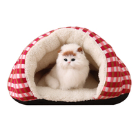 Dog House Sleeping Bag For Dogs Cat Home Cloth Pet Supplies Warm Pet Bag Comfortable Pet Bed Cat Home Small Dog Winter