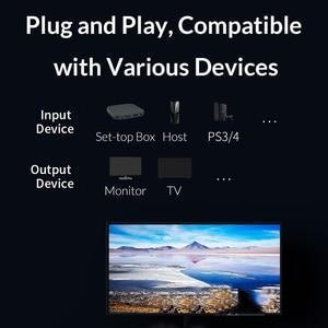 Image 4 - Unnlink HD MI 스위치 3x1 5x1 HD MI 2.0 UHD4K @ 60Hz 4:4:4 HDCP 2.2 HDR 3 In 1 스마트 tv mi box3 ps4pro xbox one xs 프로젝터