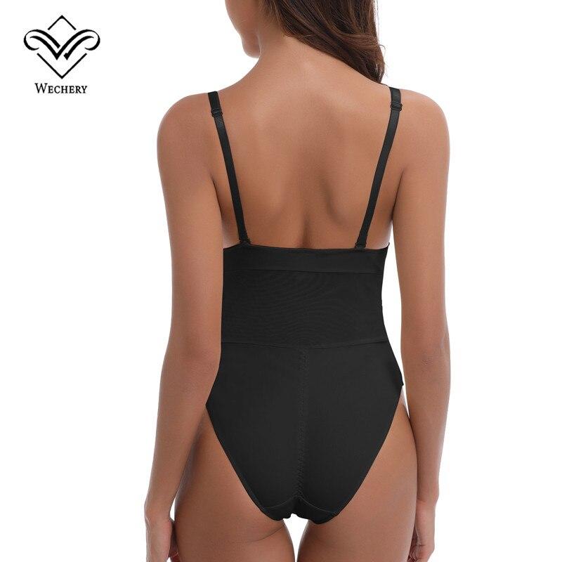 71980b67647f AONVE Body Shaper Sexy Bodysuits Push Up Bra Slimming Underwear Bodysuits  Butt lifter Hip Up adjustable ...