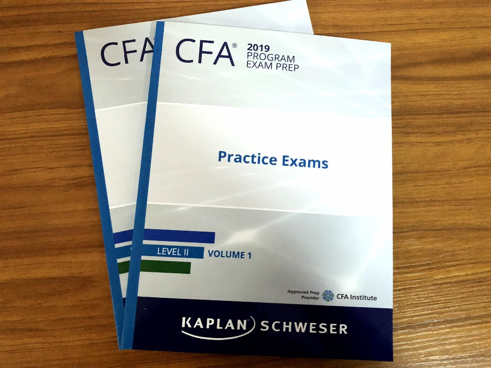kaplan schweser cfa login