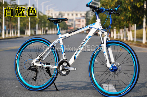 2014 Brand New Kos 27 Speed Mountain Bicycle K580 Hight Quality