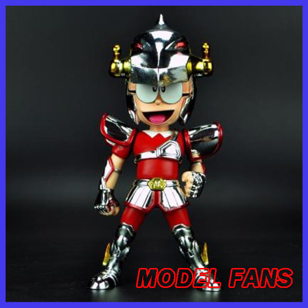 MODEL FANS IN-STOCKJacksdo - saint seiya cloth myth Pegasus ? Doraemon DoraCat Nobita Nobi Freeshipping