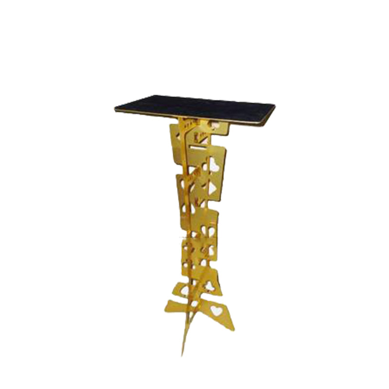 Hot Magic High Quality Aluminium Alloy Folding Table Prop