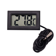 Digital-Thermometer Pet-Feeding Electronic Home Celsius-110-Degrees 1pcs Aquarium Minus