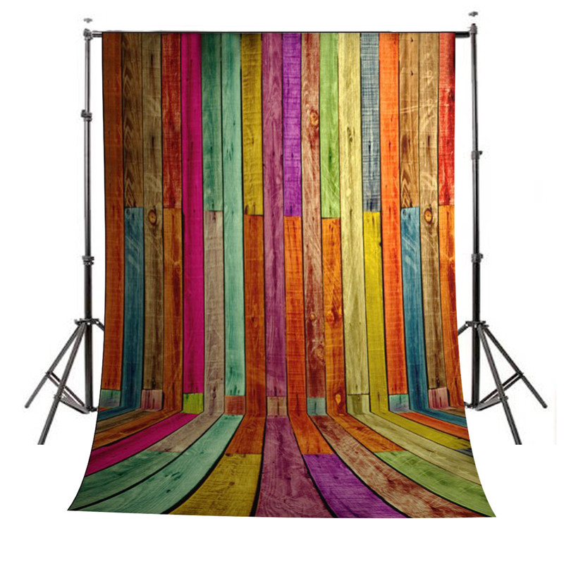 3x5FT Vinyl Photography Background For Studio Photo Props Wood Wall Floor Photographic Backdrops cloth 1mx1.5m 3x5ft wall wood floor vinyl photography background for studio photo props photographic backdrop cloth lightweight 1m x 1 5m