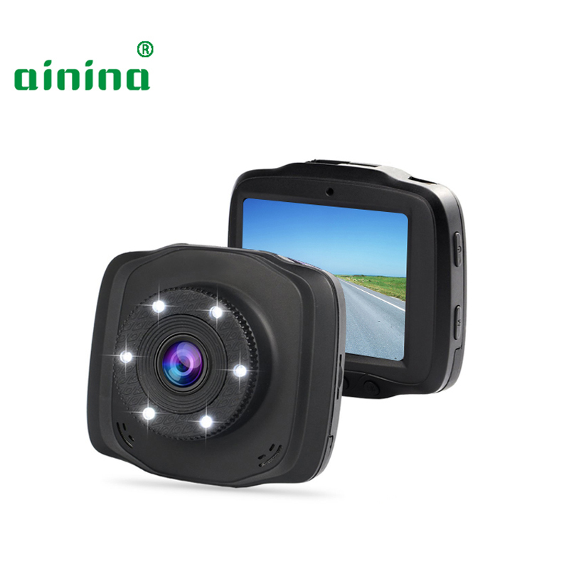 <font><b>Car</b></font> camera recorder Ainina New dashcam 2.4 inch LCD screen 1080P <font><b>car</b></font> dvr dash camera , Mini size <font><b>Car</b></font> <font><b>Dvrs</b></font> image