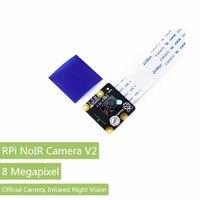 Original RPi NoIR Camera V2 Module 8mp IMX219 Sensor Supprot Night Vision For Raspebrry Pi 3