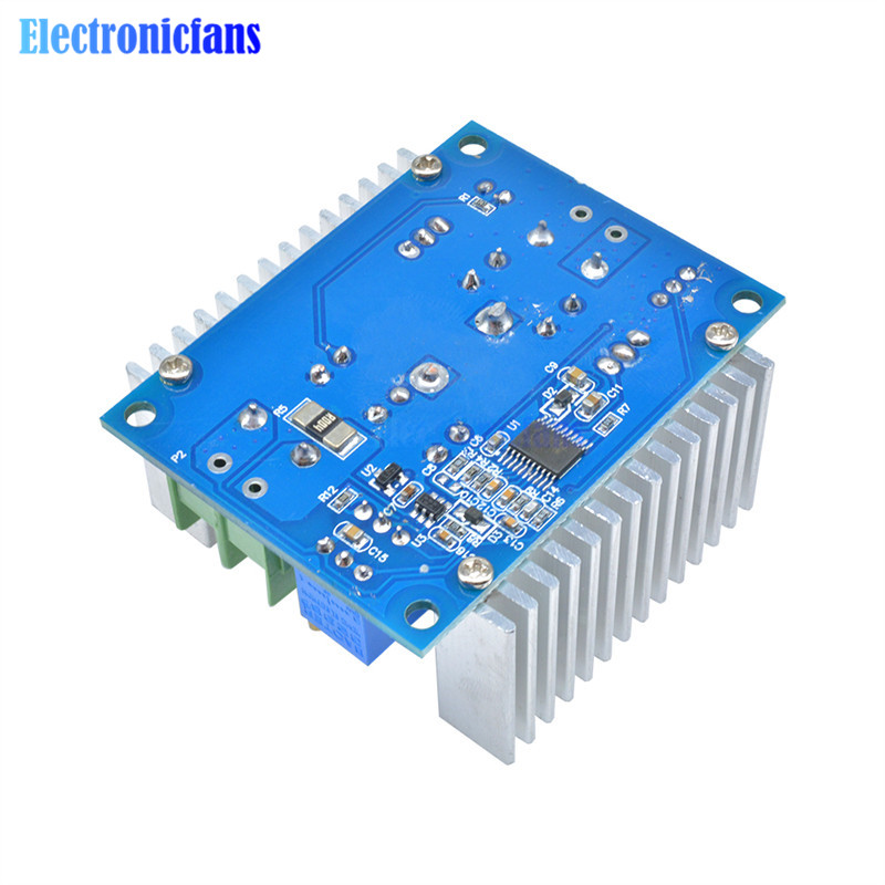 Image 2 - 300W 20A DC DC Buck Converter Step Down Module Constant Current LED Driver Power Step Down Voltage Module Electrolytic Capacitor-in Integrated Circuits from Electronic Components & Supplies