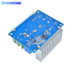Image 2 - 300W 20A DC DC 벅 컨버터 스텝 다운 모듈 정전류 LED 드라이버 전력 스텝 다운 전압 모듈 전해 커패시터