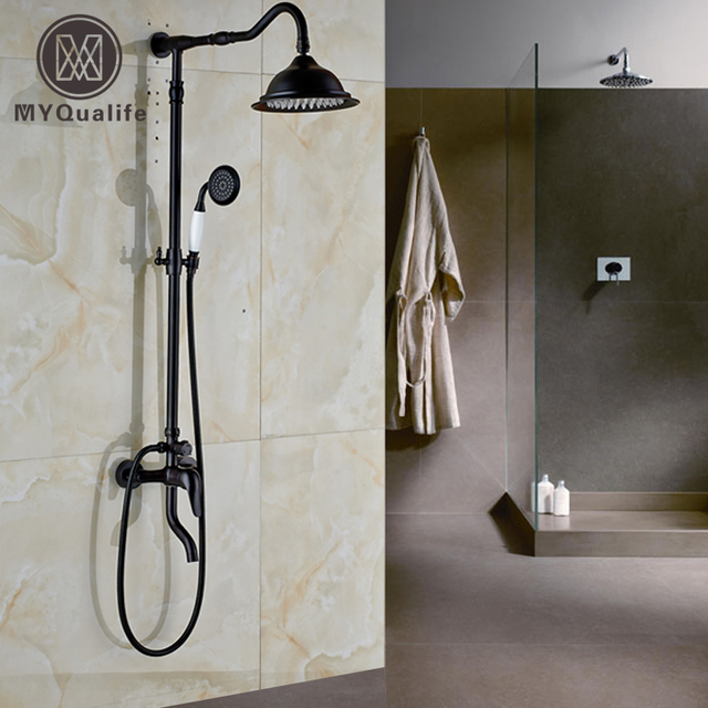 and pin shower faucet showerpipe with faucets mixer rain fixtures tub showerhead bath