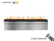 60 Zoll Lange Silber Oder Schwarz Fernbedienung Intelligente Wifi Ethanol  Kamin Fernbedienung