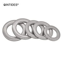 QINTIDES M1.6 - M24 plain washers-small series-product grade A GB848 304 stainless steel shim washers M2 M2.5 M3 M3.5 M4 M5 M6