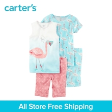 Carter s 4pcs baby children kids Snug Fit Cotton PJs 331G354 sold by Carter s China