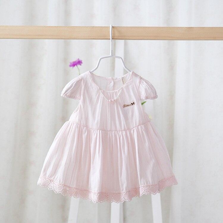 В 2016 Лето, Новое Детское платье кружевное платье принцессы для девочек детские шорты с пышными рукавами Праздничное платье для малышей для ...