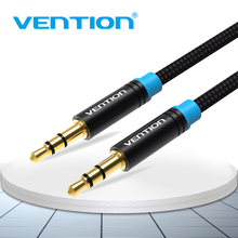 Vention Aux cable 3.5mm Audio Cable 3.5 mm Jack Male to For Car iPhone 7 Headphone Stereo Speaker Cord