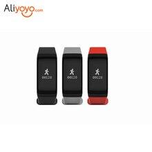 Bluetooth Smart Браслет сердечного ритма мониторинг сна Фитнес трекер Водонепроницаемый IP67 F1 с Xiaomi Samsung Sony
