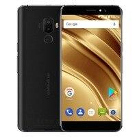S8 Pro Dual Cámaras Traseras Ulefone Teléfono Móvil 5.3 pulgadas HD MTK6737 Quad Core Android 7.0 2 GB + 16 GB 13MP de Huellas Digitales 4G Smartphone