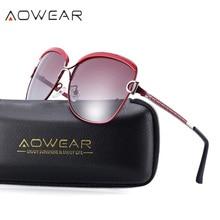 AOWEAR, винтажные негабаритные солнцезащитные очки, женские, поляризационные, UV400, оттенки, очки для вождения, солнцезащитные очки, Большая квадратная оправа, очки Gafas