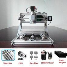 Laser Engraving Machine CNC1610 Router Laser engraver GRBL DIY Hobby Machine 110V 220V for Wood PCB PVC Mini CNC Router Table