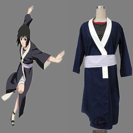 Shizune Cosplay Costume From Naruto Shippuden Anime
