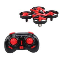 NH-010 2.4G 4CH RC Mini Drone with 6 Axis Gyro Remote Control Quadcopter UFO with 360 Flips Headless Model & One key return Gift