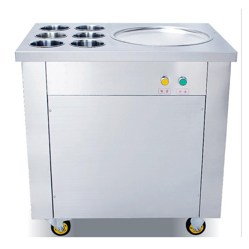 HTB1.VGDVNjaK1RjSZKzq6xVwXXa0 - Round Pan Thai High quality convenient 1+6 keep fresh tanks thai business ice cream continuous freezer rolls machine