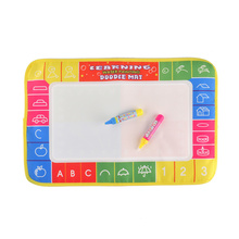 46*29cm Magical Water Painting Drawing Mat Board Blanket With  Learning Education Toys New Pens Children Kids Early Childhood