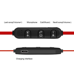 Image 5 - DUSZAKE L16 แม่เหล็กไร้สายบลูทูธหูฟังสำหรับโทรศัพท์หูฟังเบสหูฟังไร้สายบลูทูธสำหรับโทรศัพท์ Xiaomi วิ่ง
