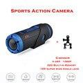 Xm g1s h.265 1080 p hd visão noturna impermeável sport câmera com 32 GB Cartão SD Wi-fi G-sensor de Câmera de Ação de Vídeo Com Suporte de Bicicleta