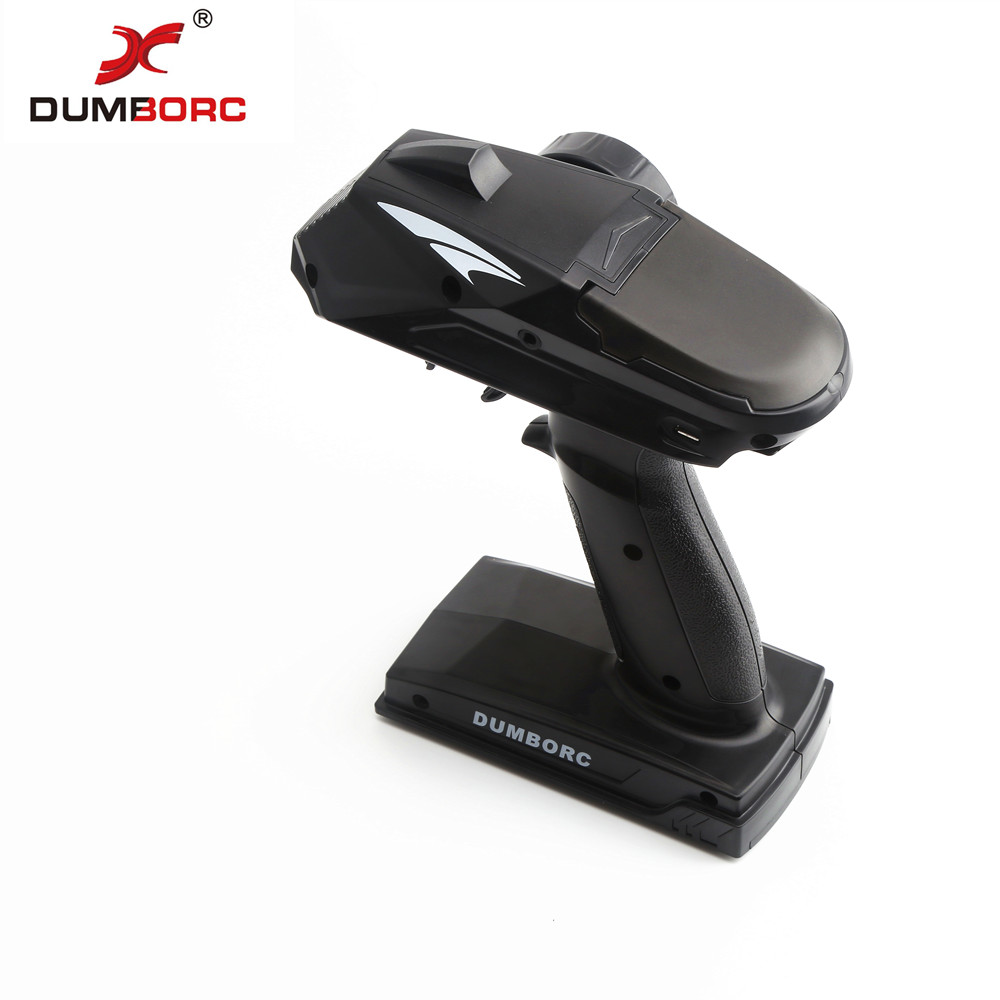 Image 2 - DumboRC X4 2.4G 4CH Transmitter with X6F Receiver for JJRC Q65 MN 90 Rc Vehicle Car Boat Tank Model PartsParts & Accessories   -