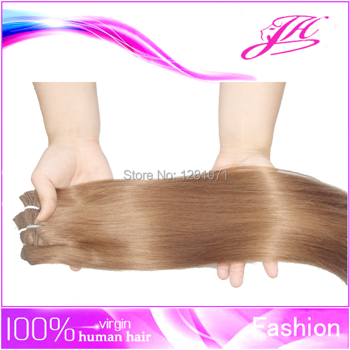 3924e63a2046 Wholesale jianhua hair products 3pcs lot cheap 5a chest nut brown straight  brazilian virgin remy human hair extensions on Aliexpress.com
