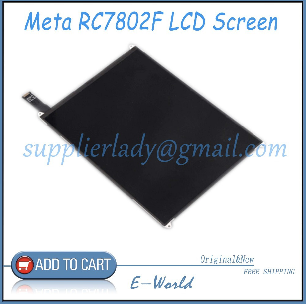 Original and New 7.85inch IPS LCD Screen for 3Q Qoo! Meta RC7802F Internal LCD Display Panel 1024x768 Replacement Free Shipping 17 3 lcd screen panel 5d10f76132 for z70 80 1920 1080 edp laptop monitor display replacement ltn173hl01 free shipping