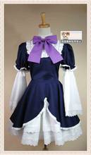 Free Shipping Umineko no Naku koro ni Frederica Bernkastel Cosplay Halloween cosplay costume(China)