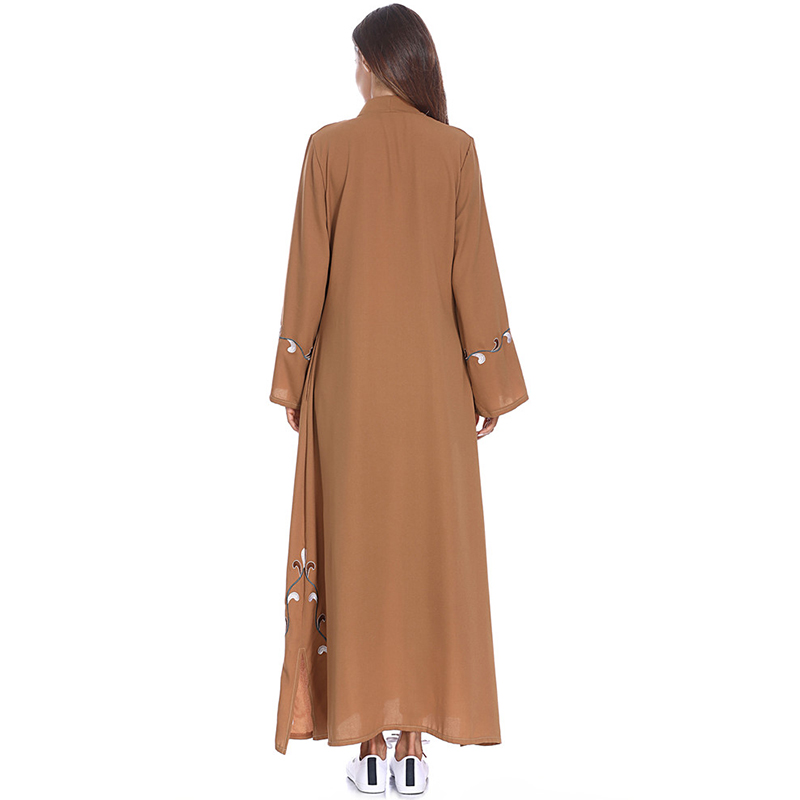 abaya islamic long dress 5